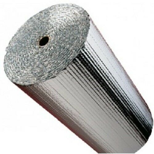 NASATECH 48  x 50' Single Bubble Reflective Foil Insulation Vapor Barrier