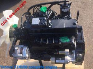 Details about Brand New Yanmar 4TNV88 or 4TNE88 engine 1 YEAR WARRANTY!
