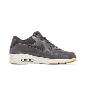 ff37e40a78dbd Details about Mens NIKE AIR MAX 90 ULTRA 2.0 LTR Thunder Grey Trainers  924447 004