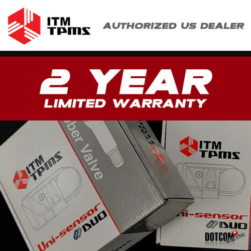 4 X New TPMS Pre-Program Tire Pressure Sensor For CHEVROLET TRAILBLAZER 06-09