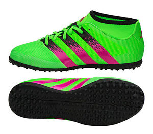 082021033926 Adidas Junior ACE 16.3 Primemesh TF (AQ2559) Soccer Cleats Shoes ...