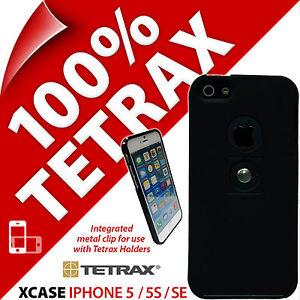 Tetrax-XCASE-PER-APPLE-IPHONE-5-5S-SE-protettivo-INTEGRATO-clip-custodia