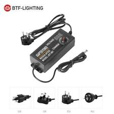 Adjustable Ac To Dc 3v 24v Switching Universal Adapter Voltage Power Supply Led