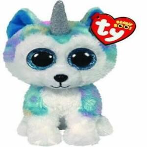 Ty-Helena-Husky-Beanie-Boos-Unicorno-15CM