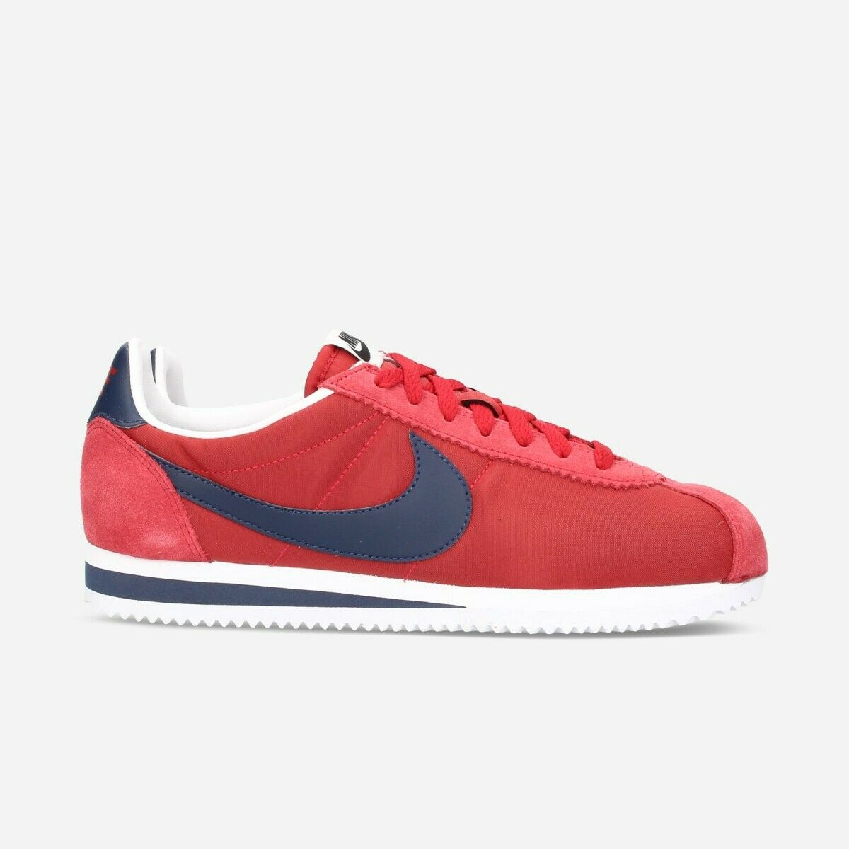 Nike Cortez Nylon 603 Varsity rojo Midnight ART zapatos 807472-603 FREE SHIPPING