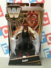 WWE Wrestling Mattel Elite Legends Series 3 Big Van Vader Figure Flashback