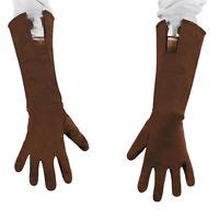 Captain America 2 Retro Suit Child Costume Gloves Winter Soldier Disguise 28669