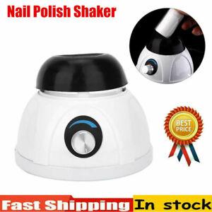 Nail Polish Shaker Gel Tattoo Ink Pigment Liquid Bottle Shaking Machine 100-240V