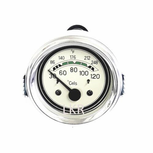 Fernthermometer Temperaturanzeige 12V für Lanz Bulldog D5006 D5016 D6006 D6016