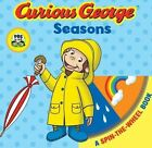 Curious George: Seasons by Houghton Mifflin (Board book, 2008)