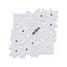 Sue Dix SWEET DIXIE Dies BEACH HUTS Cut Emboss Stencil SDD373 66 x 49mm 3 Differ