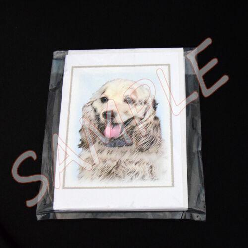 6 Scottish Terrier Scottie Blank Art Note Greeting Cards