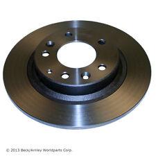Disc Brake Rotor Rear Beck//Arnley 083-2991