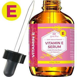 vitamina e en pelo