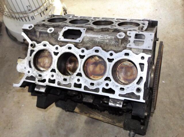 96 97 98 99 Ford Taurus Sho 3 4l V8 Short Block Rotating