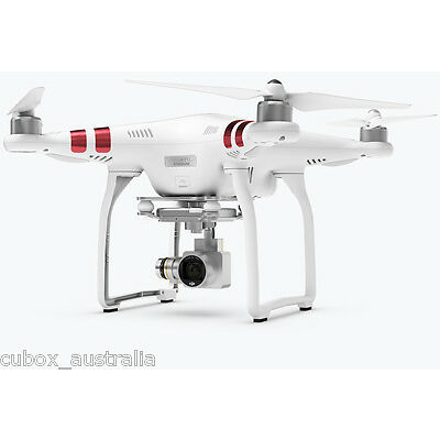 DJI Phantom 3 Standard Drone with Integrated 2.7K UHD Stabilised Camera AU STOCK