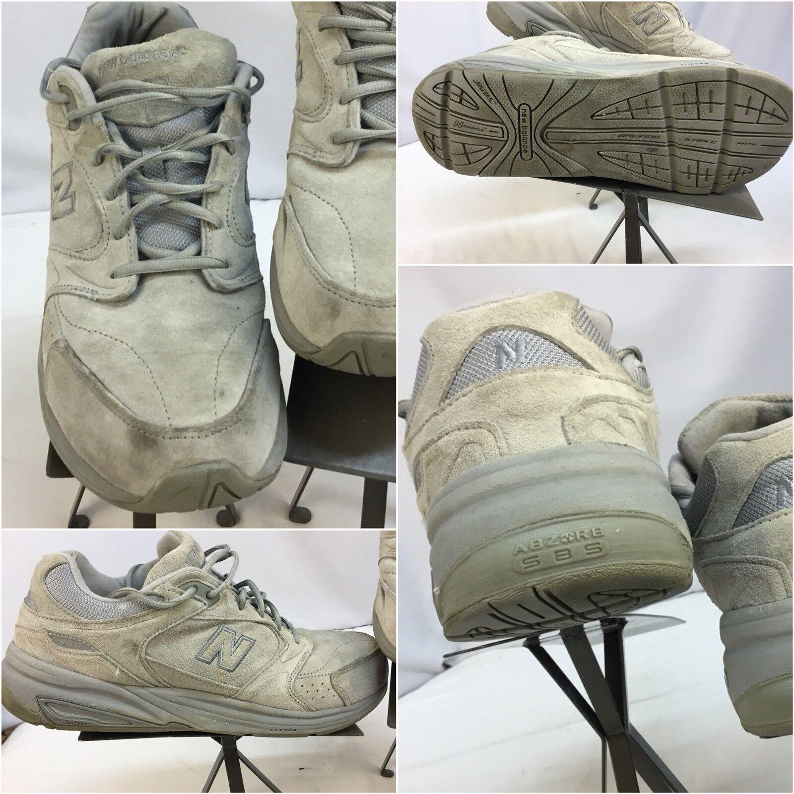 New blance 927 sz 12,5 g scarpe di pelle grigia scarpe g comode euc ygi a8 f6b890