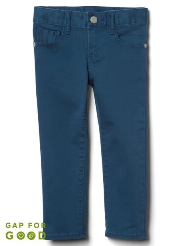Baby Gap Boy Slim Jeans in Color with Stretch 3yrs NWT RRP$60