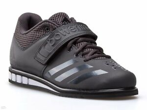 eb689f2e377 Details about Adidas Men s Powerlift 3.1 Black White Weightlifting Shoes  BA8019 Sz 6 - 13