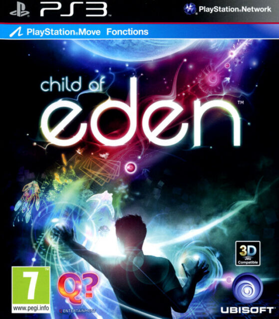 Sony Playstation PS3 - Child of eden - PAL
