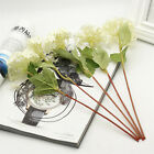 15-Flower Handmade Silk Rose Flower Home Bridal Wedding Party Decoration New