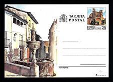 SPAIN - SPAGNA - 1991 - Cart. Post. - Pastrana, fonte dei quattro tubi, Guadalaj