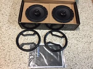 NEW ORION C0650 COBALT SERIES CAR AUDIO 6.5-INCH 2-WAY COAXIAL SPEAKERS