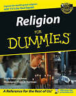 Religion For Dummies by R Gellman (Paperback, 2002)