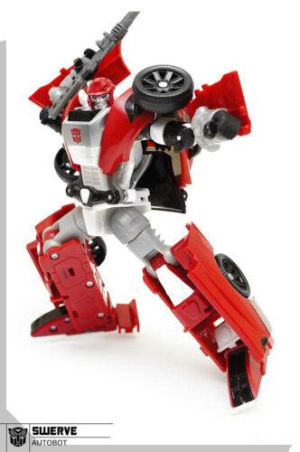 Hasbro Transformers Classe Fastueuse SWERVE Autobot GDO Collection Jouet Cadeau