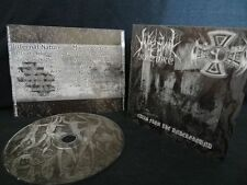 Infernal Nature / Mucous Scrotum Calls from the Underground SPLIT / 2006 / CD