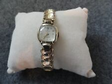 Vintage Swiss Made Orvin 17 Jewels Wind Up Ladies Watch