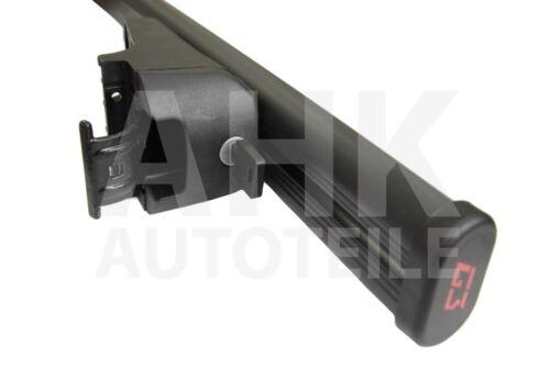 GS7 Ford Mondeo Kombi 12-14 Stahl Dachträger an Integrierte Relinge kompl