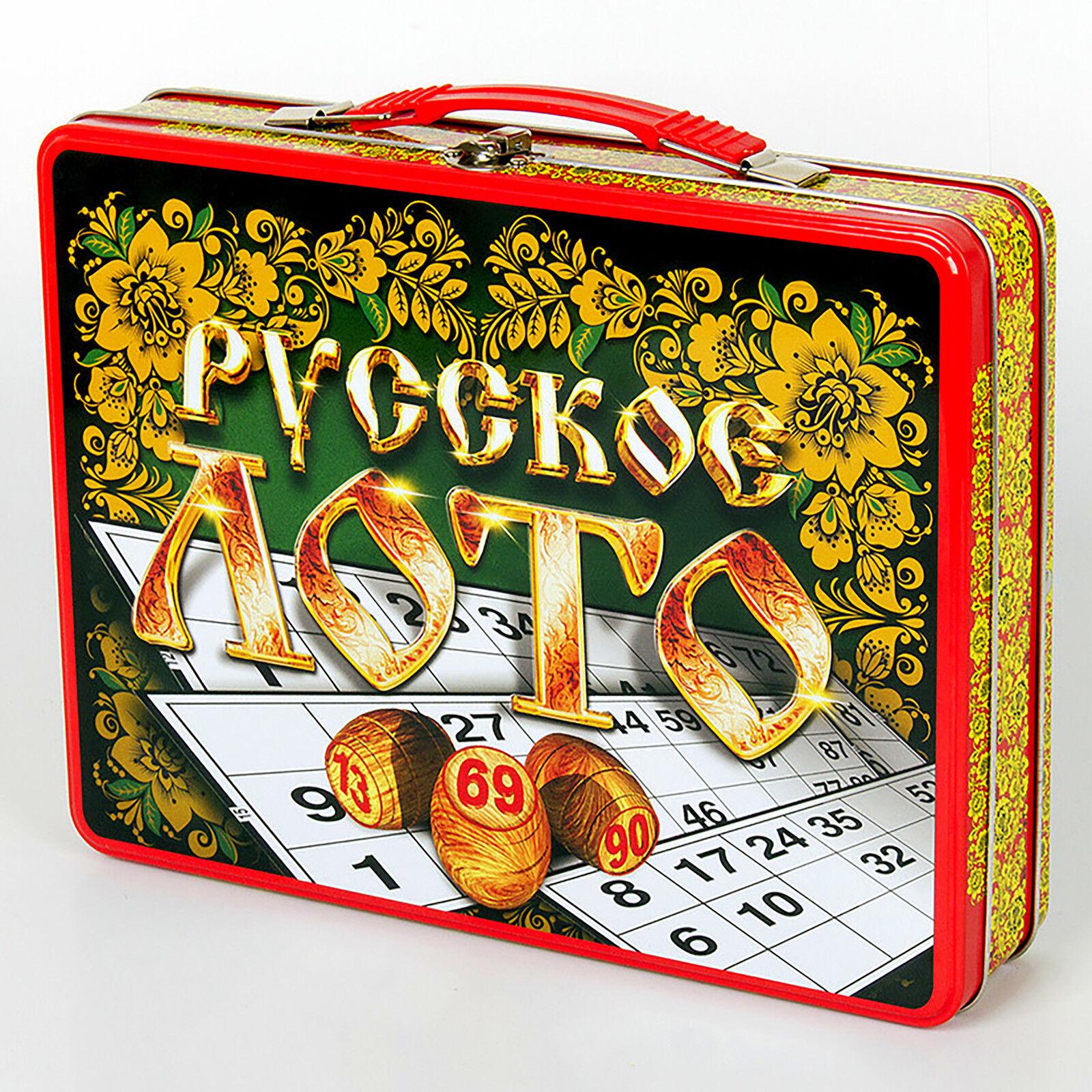 Russian lotto Bingo for kids Board game game Interesting Family game Board Russkoe loto h3 dc1233