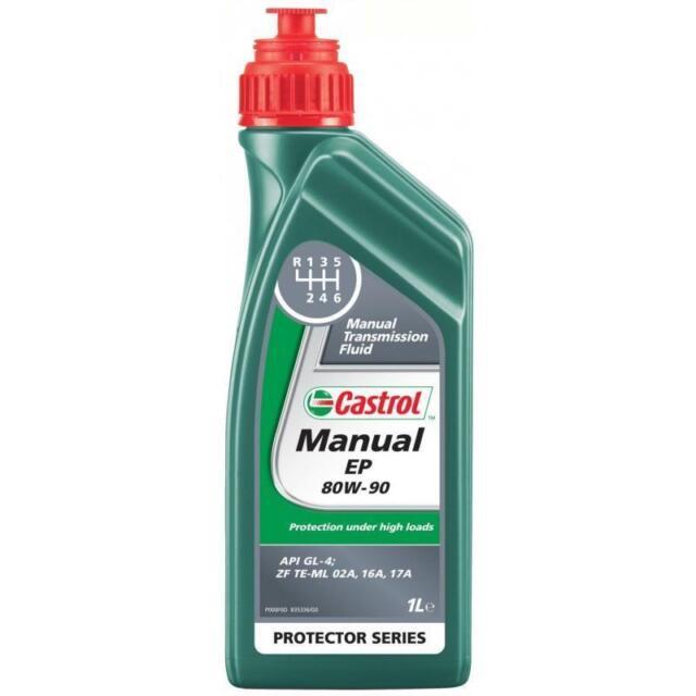 Manuell EP 80w-90 1lt CA154F61 Castrol Fluide Übertragung