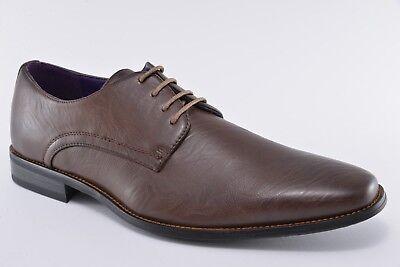 Herren Schuhe Halbschuhe Business Schnürer Anzugschuhe Gr.41