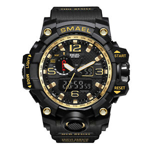 SMAEL-Men-Sport-Watch-Dual-Display-Analog-Digital-LED-Electronic-Wrist-Watches
