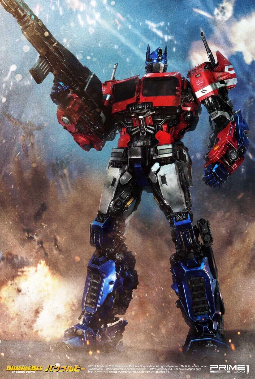 Prime 1 Studio Optimus Prime Cybertron Versión Edición Ex Versión Japonesa