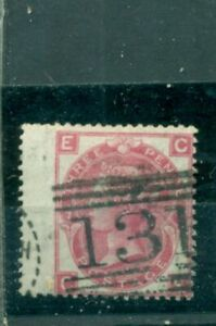 Regno Unito, Regina Vittoria nr .28 timbrato n. 131