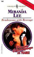 Rendezvous with Revenge (Harlequin Presents, No 1967) Author: Miranda Lee