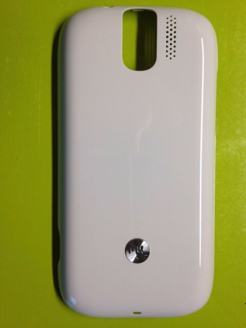 NEW OEM BATTERY DOOR BACK COVER HTC MYTOUCH 3G SLIDE T MOBILE WHITE