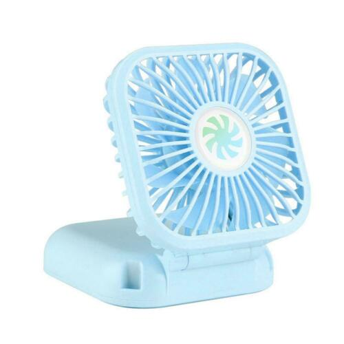 Portable Mini Fan Handheld USB Chargeable Pocket Electric Travel Air 0037