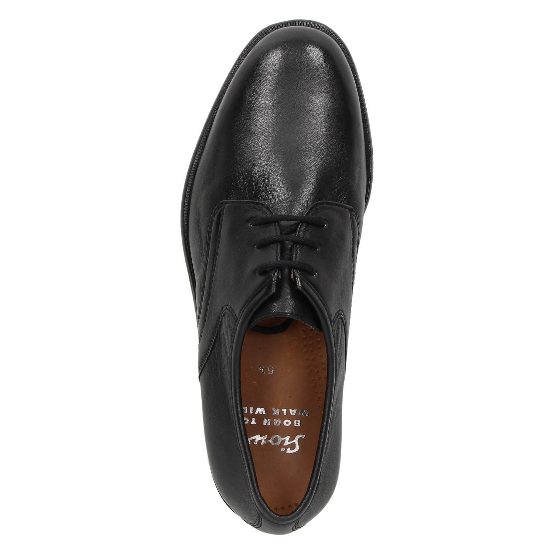 SIOUX Herrenschuhe Herrenschuhe Herrenschuhe Rochester Schnürschuhe 27950 schwarz Halbschuhe NEU 65f41e
