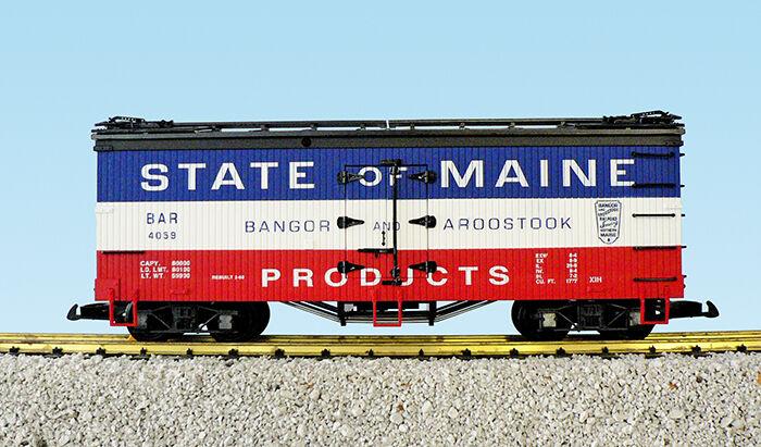 USA Trains Escala G R16006A-D hierba estado de Maine elección de la nueva versión Rd