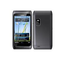 Nokia E7 - Black (Unlocked) Smartphone GPS WiFi 8.0MP Touchscreen Free Shipping