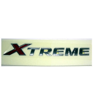oem xtreme logo red chrome emblem for 08 10 chevy. Black Bedroom Furniture Sets. Home Design Ideas