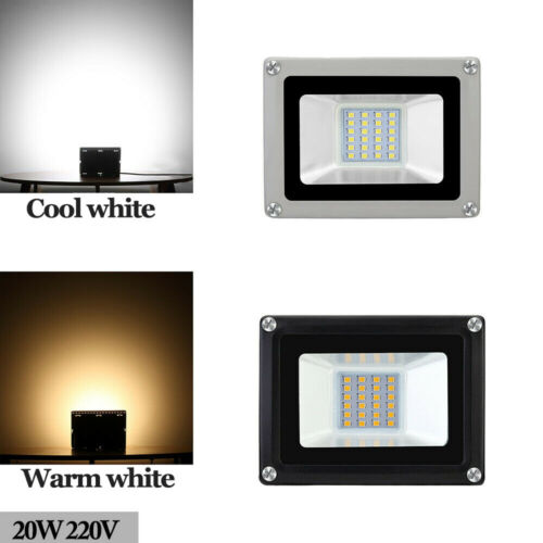 LED Floodlight Outside Light 10W-1000W Security Flood Lights Outdoor Waterproof