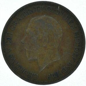 1936 HALF PENNY di George V. #WT16162