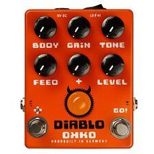 OKKO FX Diablo Gain Plus Overdrive Distortion New guitar effect pedal