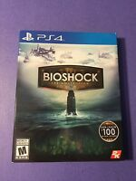 BioShock: The Collection (Sony PlayStation 4, 2016) Video Games