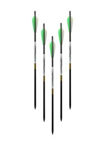 5 especiales Carbon pernos flechas para para para FX verminator Mk 2, Bobcat, Streamline Arrow  ¡envío gratis!